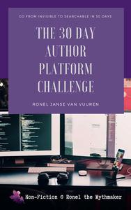 The 30 Day Author Platform Challenge