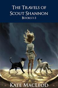 The Travels of Scout Shannon: Books 1-3