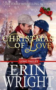 Christmas of Love – A Western Holiday Romance Novella