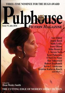 Pulphouse Fiction Magazine: Issue #3