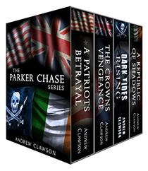 The Parker Chase Series: Books 1-4