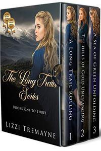The Long Trails Box Set: Historical Western Family Saga Books 1-3