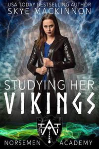 Studying Her Vikings