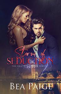 Storm of Seduction: A contemporary reverse harem romance
