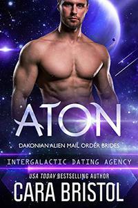 Aton: Dakonian Alien Mail Order Brides #2