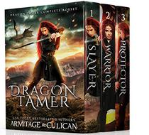 Dragon Tamer: An Epic Fantasy Dragon Adventure