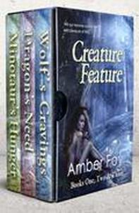 Creature Feature: Books One, Two & Three