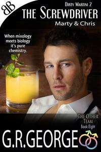 The Screwdriver - Dirty Martini 2