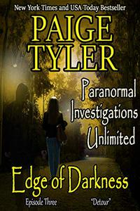 """Edge of Darkness: Episode Three """"Detour"""" - A Serialized Paranormal Romance"""