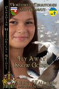 Fly Away Snow Goose