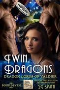 Twin Dragons: Science Fiction Romance