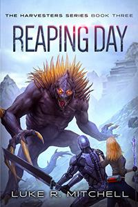 Reaping Day: A Paranormal Sci-fi Adventure