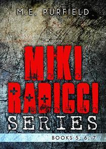 Miki Radicci Series (Books 5, 6 & 7)