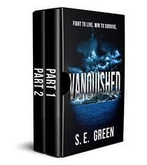 Vanquished: A Dark and Gritty New Adult Thriller