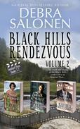 Black Hills Rendezvous Boxed Set: Volume 2 (Books 5-7)