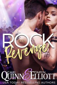 Rock Revenge: Rockstar Romantic Suspense