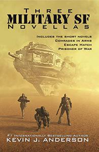 Three Military SF Novellas