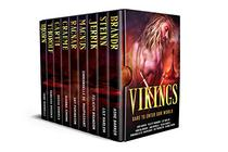 Vikings: a boxed set of nine alpha-warrior-hero historical romances