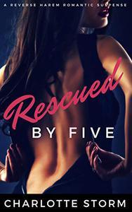 Rescued By Five: A Reverse Harem Contemporary Romantic Suspense