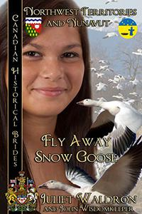 Fly Away Snow Goose ~ Nits'it'ah Golika Xah: Northwest Territories and Nunavut
