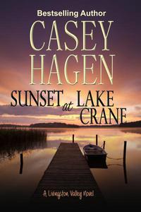 Sunset at Lake Crane