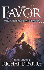 Night's Favor: A Werewolf Supernatural Thriller Epic