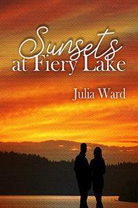 Sunsets at Fiery Lake