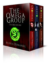 The Omega Group Boxed Set: Crossfire, Greco, and Rogue