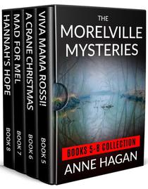 The Morelville Mysteries: Books 5-8 Collection