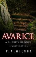 Avarice: A Female Private Investigator Mystery series