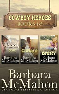 Cowboy Heroes Boxed Set Books 1-3