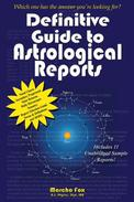 Definitive Guide to Astrological Reports