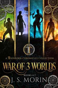 Twinborn Chronicles: War of 3 Worlds Collection