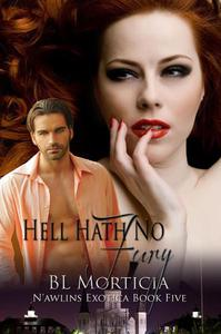 Hell Hath No Fury Nawlins Exotica Book Six
