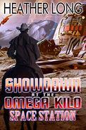 Showdown at the Omega Kilo Space Station