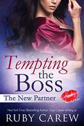 Tempting the Boss, The New Partner: An Erotic Office Story