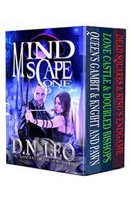 Mindscape Compete Series (Books 1-6): Supernatural Fantasy Suspense Thriller