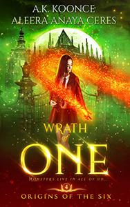 Wrath of One: A Reverse Harem Series