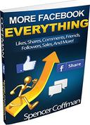 More Facebook Everything: Likes, Shares, Comments, Friends, Followers, Sales, And More!