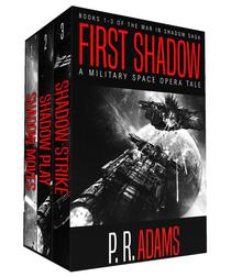 First Shadow: A Military Space Opera Tale