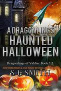 A Dragonling's Haunted Halloween: Science Fiction Romance