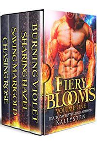 Fiery Blooms - Volume One: Paranormal Romances Box Set