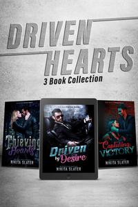 Driven Hearts: 3 Book Collection