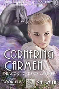 Cornering Carmen: Science Fiction Romance