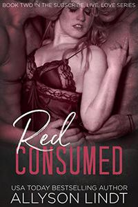 Red Consumed: An MFM Ménage Romance
