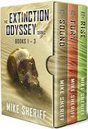 The Extinction Odyssey Series: Books 1-3