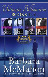 Ultimate Billionaires Boxed Set Books 1-4