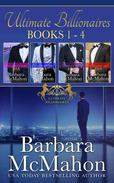 Ultimate Billionaires Boxed Set Books 1-4