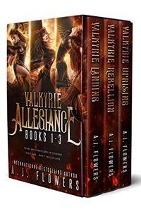 Valkyrie Allegiance Boxed Set: Books 1-3: Valkyrie High School