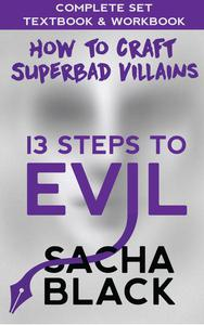 13 Steps To Evil - How To Craft A Superbad Villain Boxset